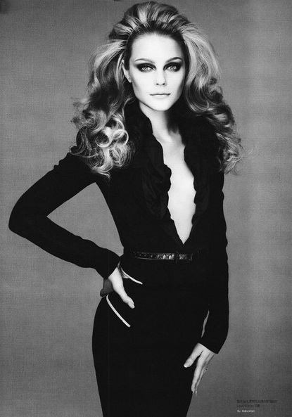 Girls on Film: Jessica Stam, Numero Korea, Oct. '09