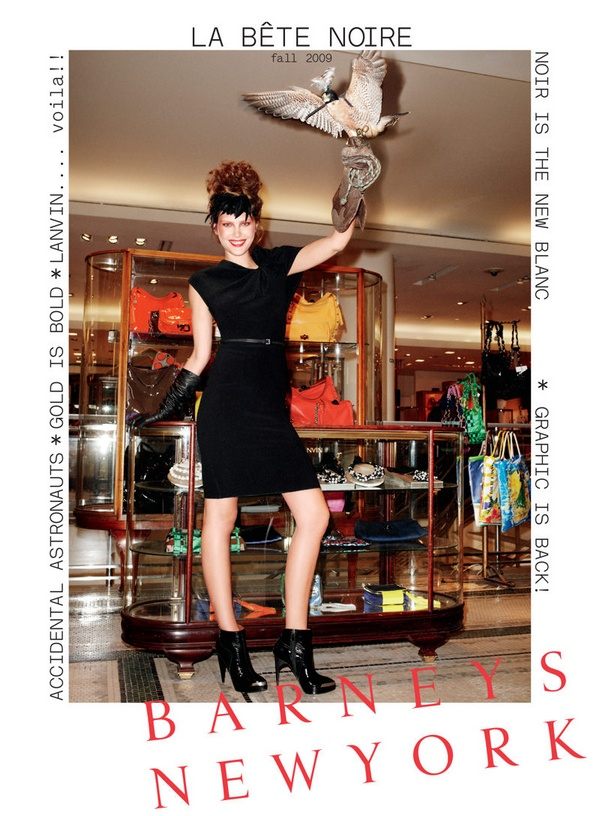 Look Book Love: Barneys, Fall '09