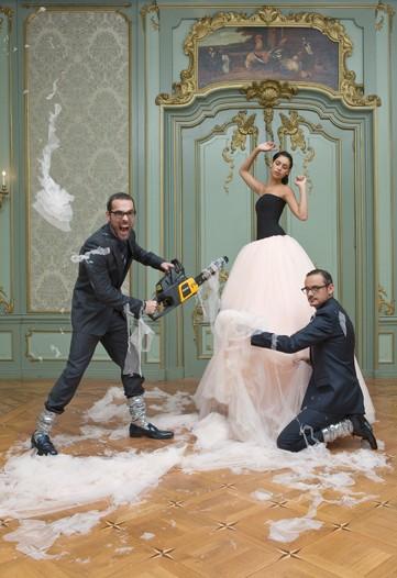 Great Expectations at Paris Fashion Week