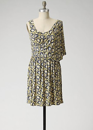 Fab Finger Discount: Anthropologie Early Blue Chemise