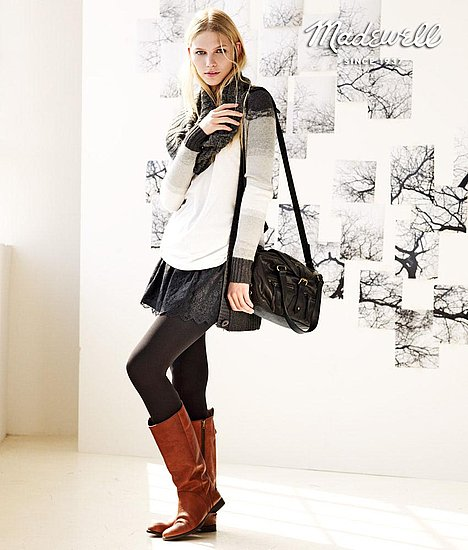 Madewell Fall 2009 Look Book