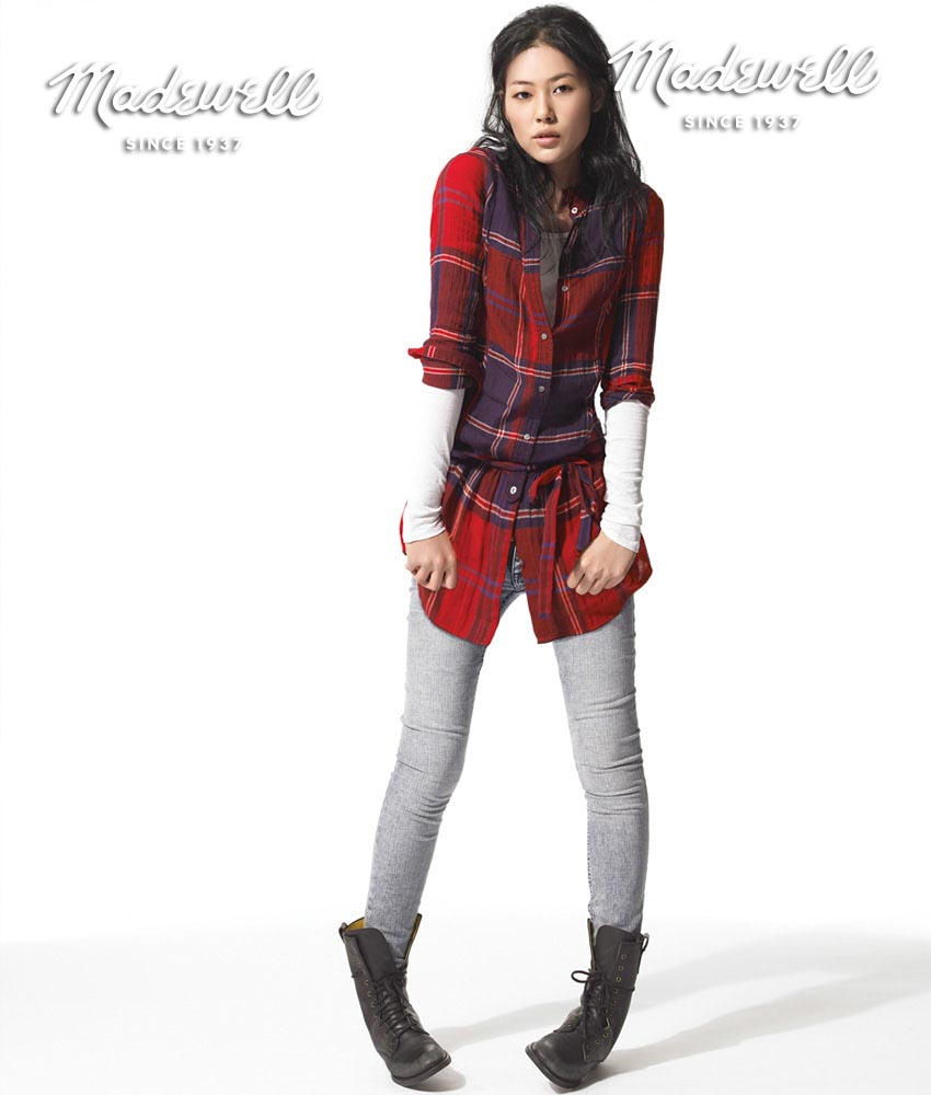 Look Book Love: Madewell's Fall Goodies
