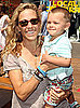 Sheryl Crow and Son Wyatt Crow