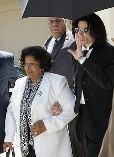 Katherine Jackson Granted Temporary Guardianship of Michael Jackson's Kids