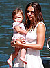 Photo of Matt Damon's Daughter Gia Damon and Wife Luciana