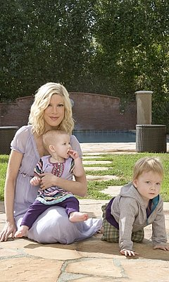 Photos of Tori Spelling's Little Maven Clothing