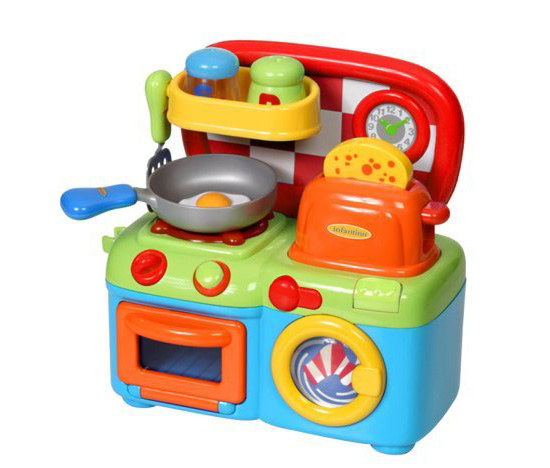 Infantino Play N Cook Kitchen