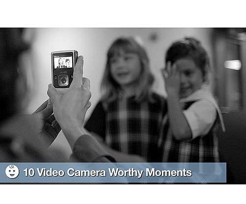 Parenting Moments to Capture on Video