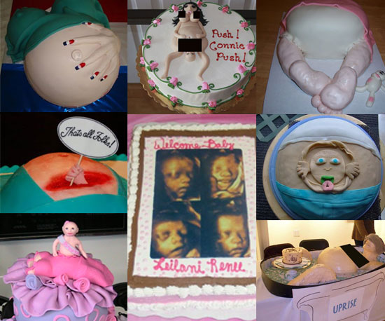 Which cake is the freakiest?