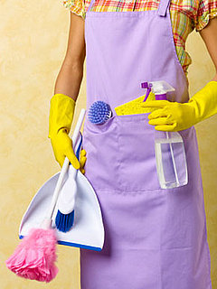 Cleaning the House Before Housekeepers Arrive