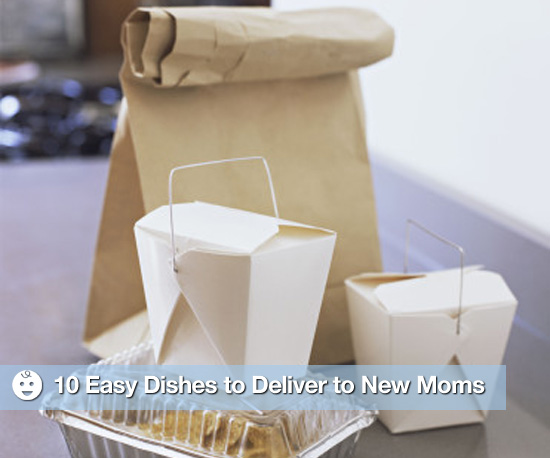 Great Prepared Meals for New Moms