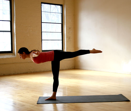 5 Yoga Poses For a Strong Core