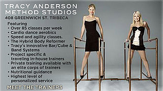 The Price of Tracy Anderson Studio, aka Gwyneth's Gym in New York