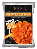 Food Review: Terra Sweets & Carrots Chips