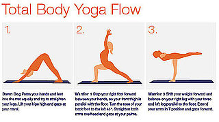 Print It: Total Body Yoga Flow