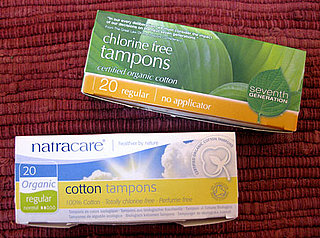 You Asked: Are Chlorine-Free Tampons Healthier?