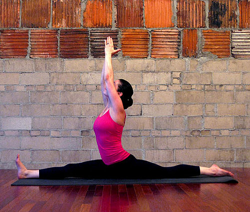 Yoga Pose of the Week: Split