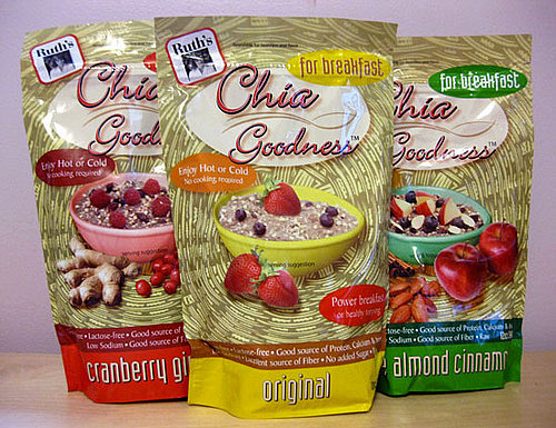 Food Review: Chia Goodness
