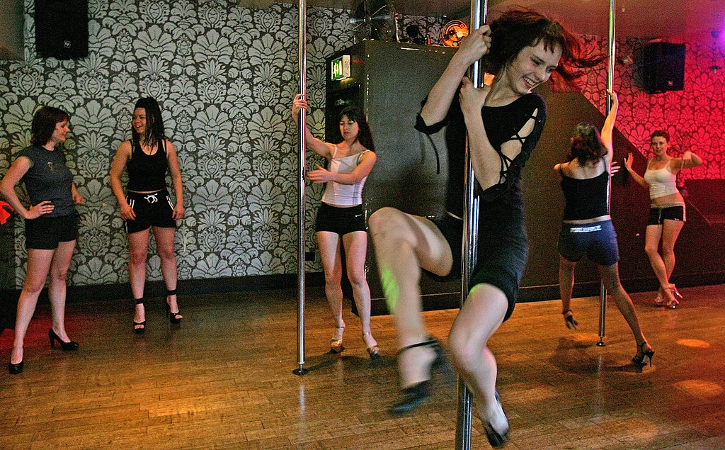 Aerobic Striptease and Pole Dancing