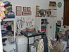 Before and After:  Roxy Nova's Craft Room