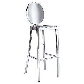 Prolific and influential French designer-of-all-things Philippe Starck found inspiration in the furniture of Versailles to create the Kong Counter Stool ($1,373, reduced from $1,615) for a Chinese restaurant in Paris. Why not bring some Asian/Parisian into your home?