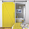 Love It or Hate It? A Barn Door in a Modern Home