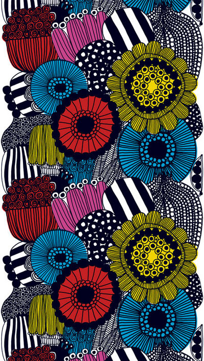 Marimekko Fall 2009 Fabric Collection Gallery