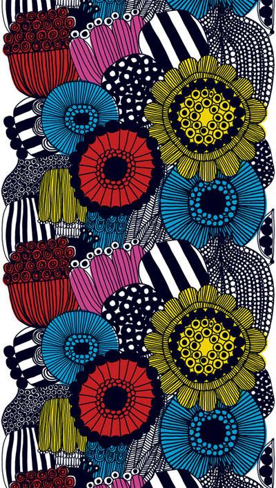 Marimekko Fall 2009 Fabric Collection Gallery