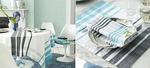 Roundup: Striped Table Linens