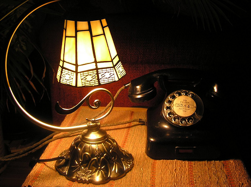 Love It or Hate It? Rotary Phones