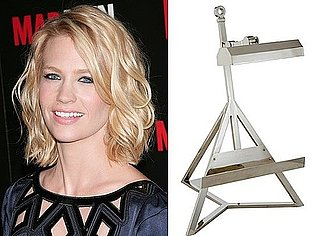 Inspired:  January Jones's Mad Men Premiere Dress