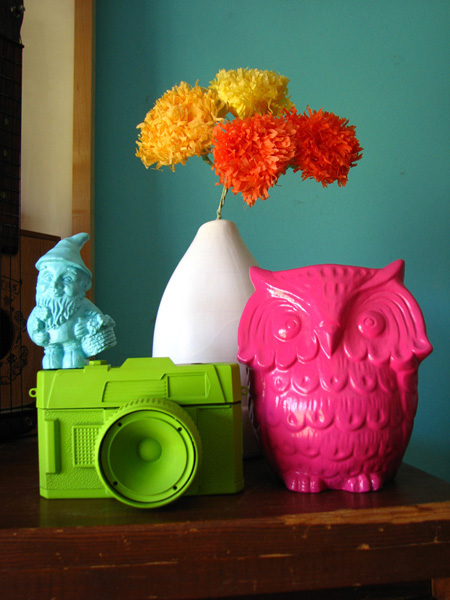 Craft helps you turn kitsch to cool.