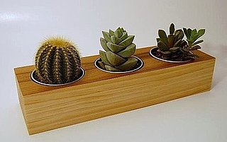 Etsy Find: Wood Windowsill Planter