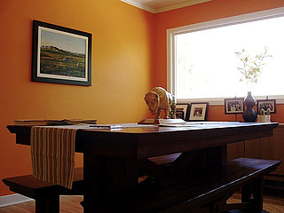 Have You Ever Painted a Room Orange?