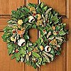 Do You Display Autumn Wreaths?