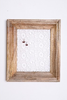 Sure you could DIY the Sepia Lace Frame Jewelry Holder (on sale for $19.99, was $48.00), but at this price, why not just buy it?
