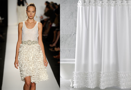 Inspired: Badgley Mischka 2010 Spring