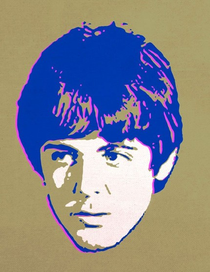 This Paul McCartney limited-edition art print ($16) is part of a limited edition of 50 and is an original illustration numbered, signed, and titled by hand by the artist.