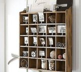 Can't Say Good-Bye to Knickknacks? Invest in a Cubby System