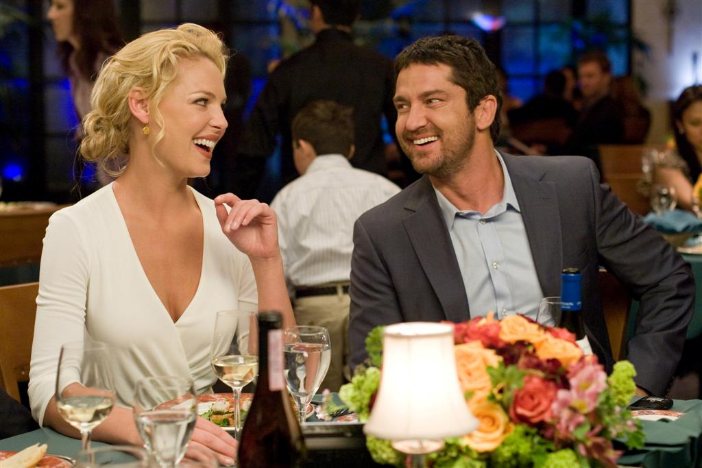 Watch Trailer For The Ugly Truth Starring Katherine Heigl and Gerard Butler