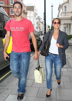 Roundup Of The Latest Entertainment News Stories — Rachel Stevens Marries Alex Bourne