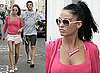 Photos of Jordan aka Katie Price Wearing Jordan Necklace With Alex Reid Who Has Confessed to Cocaine Use