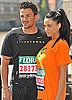 Photos of Jordan aka Katie Price and Peter Andre Who Are Granted Divorce at High Court