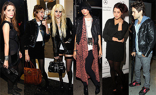 Huge Gallery Of Lots Of Photos Of Celebs At New York Fashion Week Spring 2010