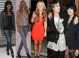 Photos Of All The Celebrities Spotted At London Fashion Week Spring 2010 At Runway Shows And Parties