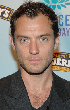 Sugar Bits — Jude Law Is A Father For The Fourth Time