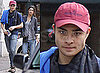 Ed Westwick and Jessica Szohr Out in New York