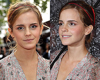 Emma Watson's Makeup at Harry Potter UK Premiere