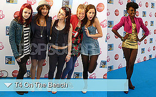 Photos of Ladies at T4 on the Beach