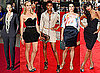 Rihanna, Diane Kruger at Inglorious Basterds Premiere London